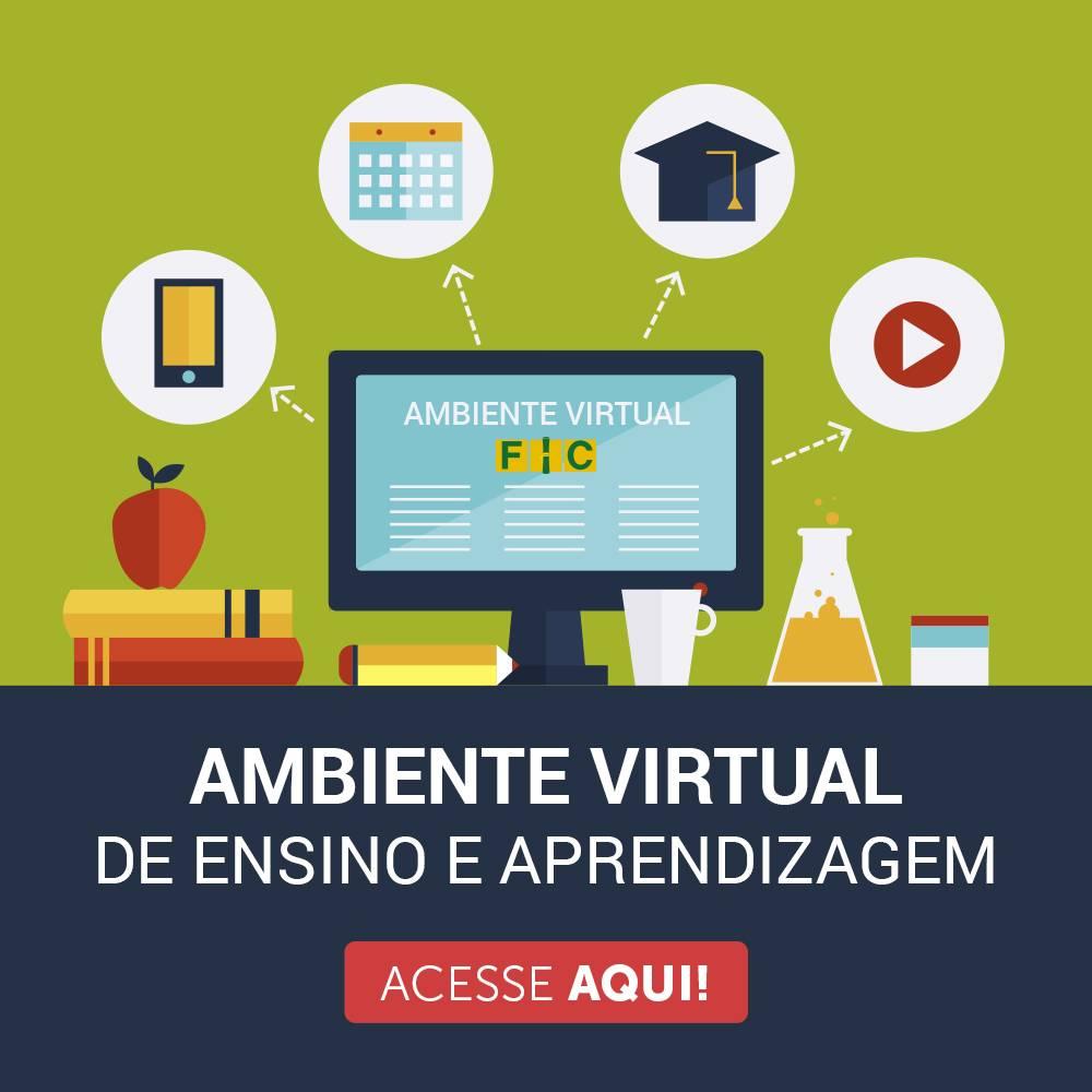 Ambiente Virtual de Ensino e Aprendizagem