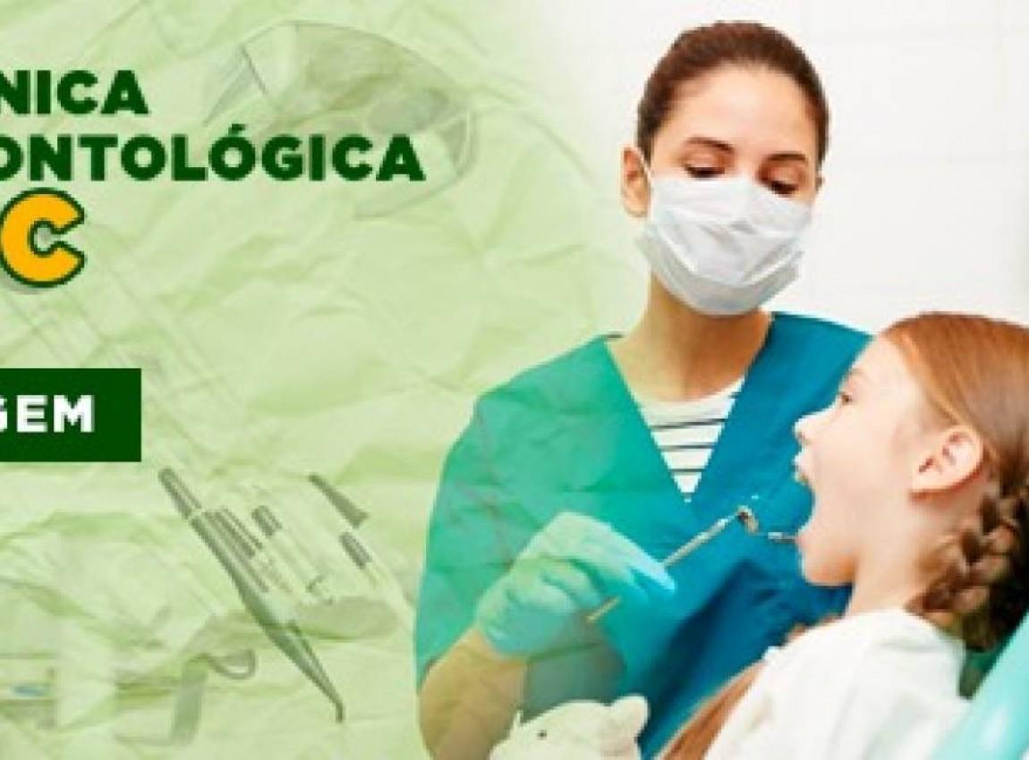 Clínica de Odontologia da FIC inicia triagem de pacientes para atendimento odontológico na próxima semana