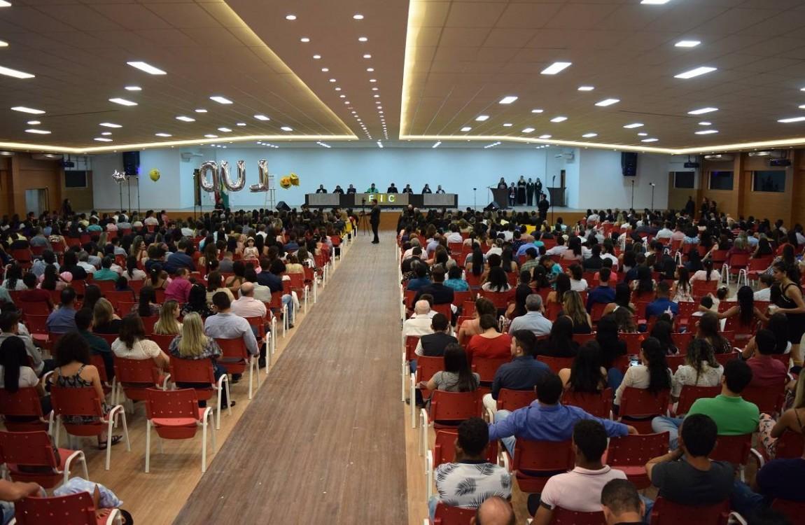 FIC inaugura novo Centro de Convenções