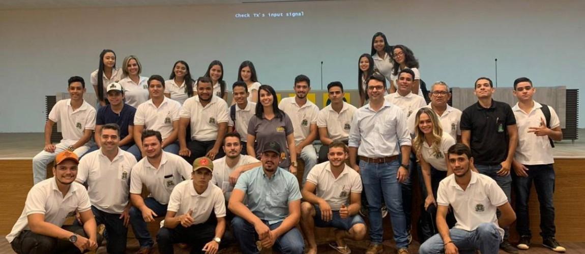 Liga Acadêmica de Medicina Veterinária da FIC promove I Ciclo de palestras do curso, em Redenção