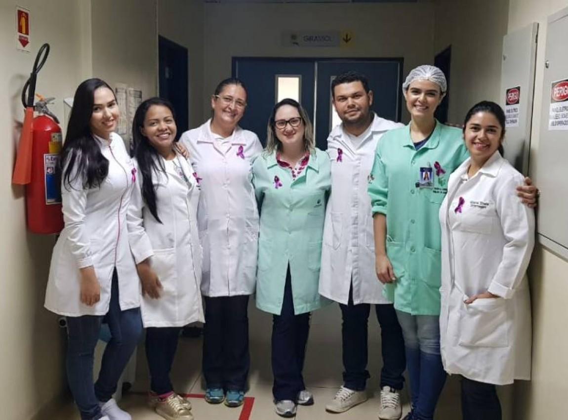 Palestra marca conclusão das atividades práticas do curso de pós-graduação em Enfermagem em Nefrologia
